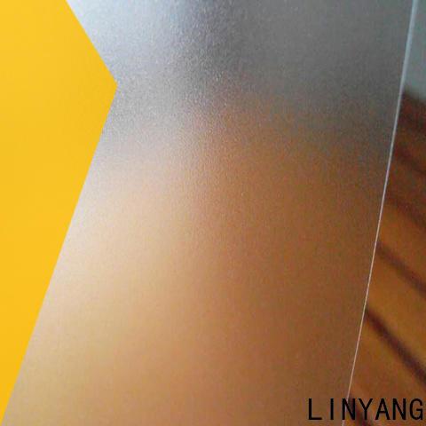 durable Translucent PVC Film translucent manufacturer for plastic tablecloth