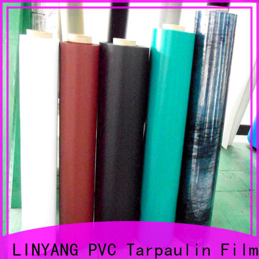 LINYANG inflatable Inflatable Toys PVC Film customized for swim ring