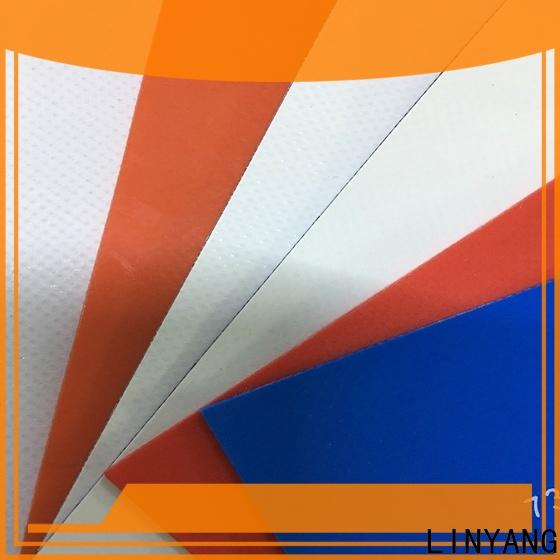 the newest pvc tarpaulin supplier for outdoor