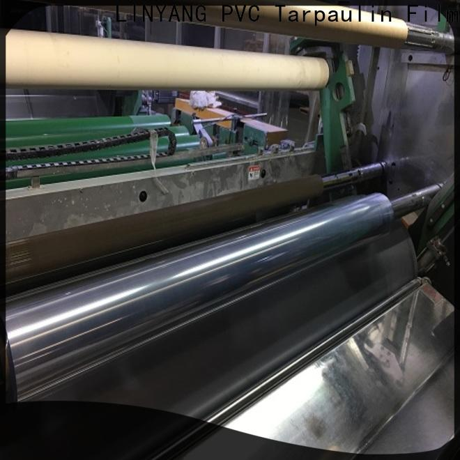 LINYANG best clear plastic film from China