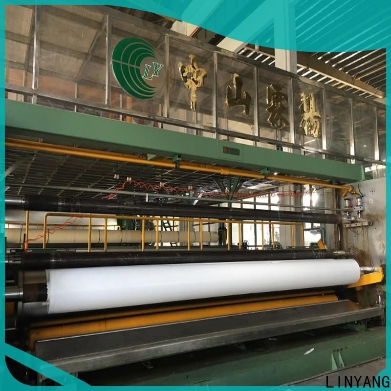 LINYANG stretch film manufacturers factory