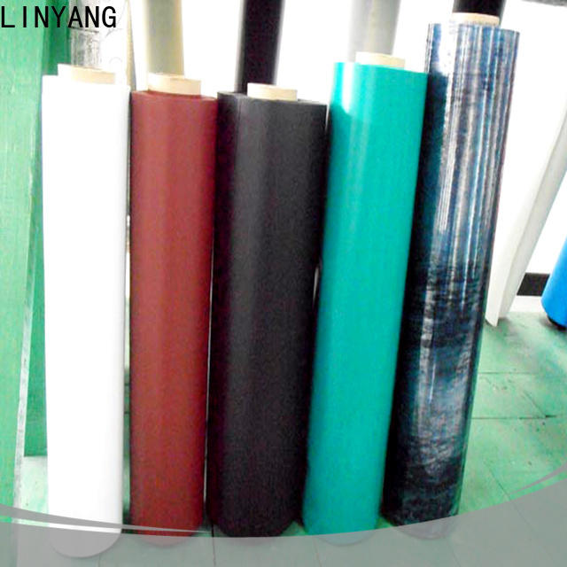 LINYANG pvc inflatable pvc film customized for aquatic park