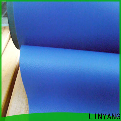 LINYANG standard self adhesive film for furniture factory price for ceiling