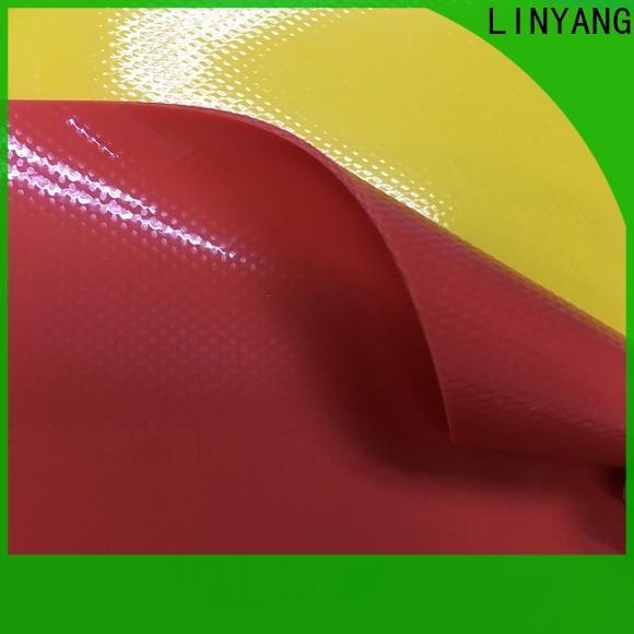 LINYANG custom colored tarps brand