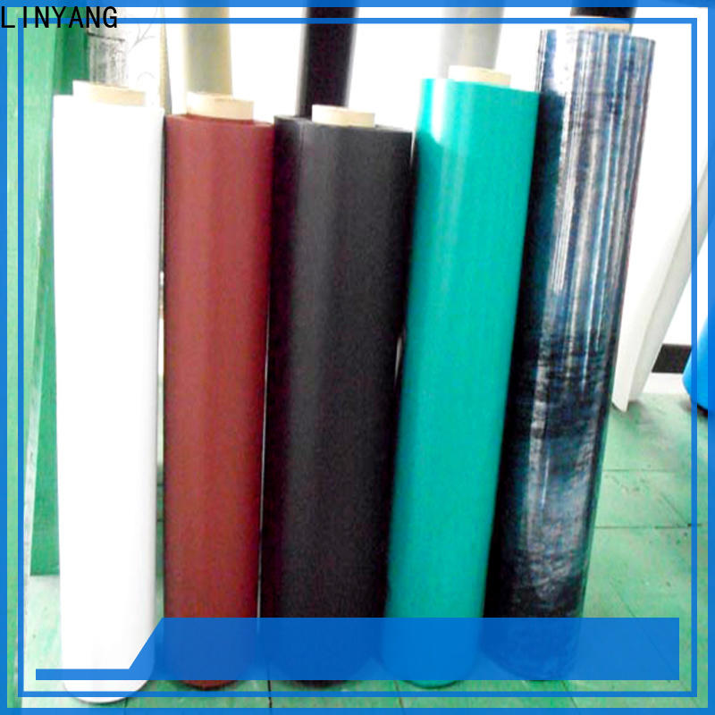 good transparency Inflatable Toys PVC Film strength factory for swim ring