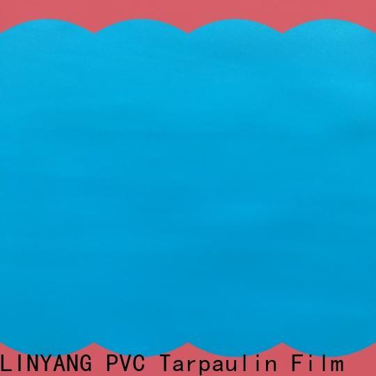LINYANG pvc flim factory