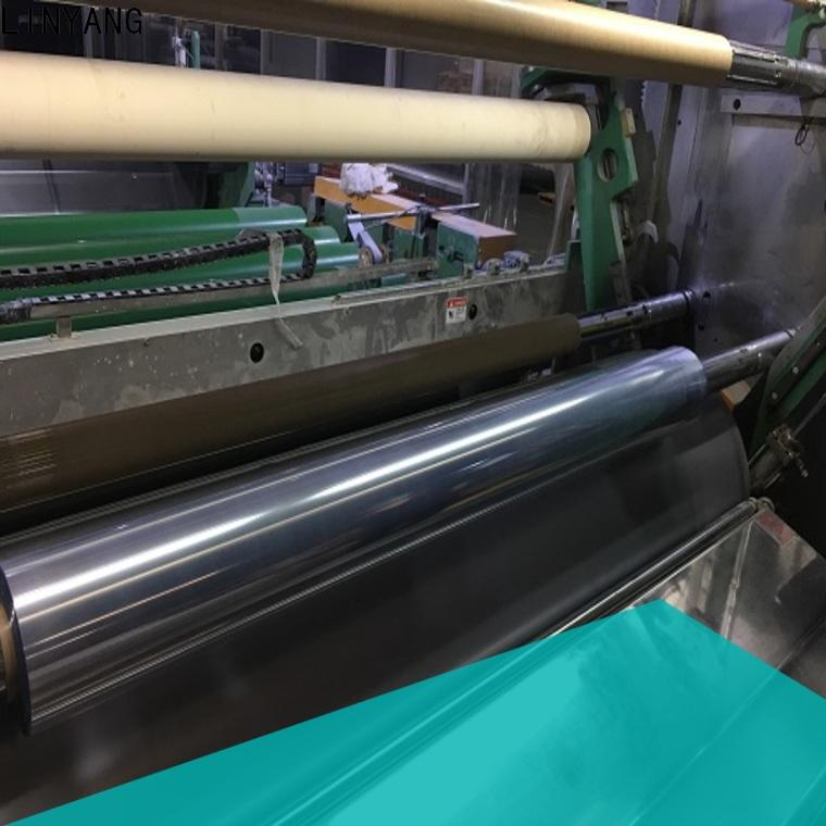 hot sale clear plastic film supplier