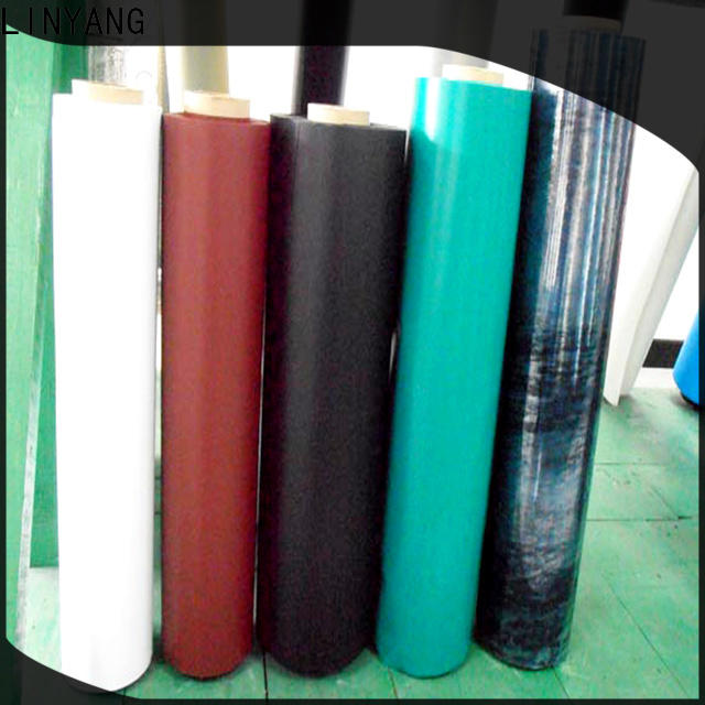 LINYANG hot selling Inflatable Toys PVC Film customized for aquatic park