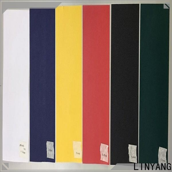 LINYANG pvc film from China for outdoor