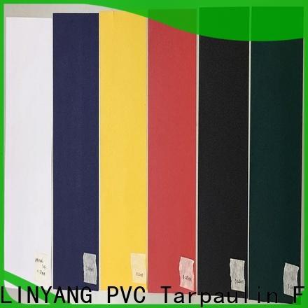 LINYANG pvc film provider