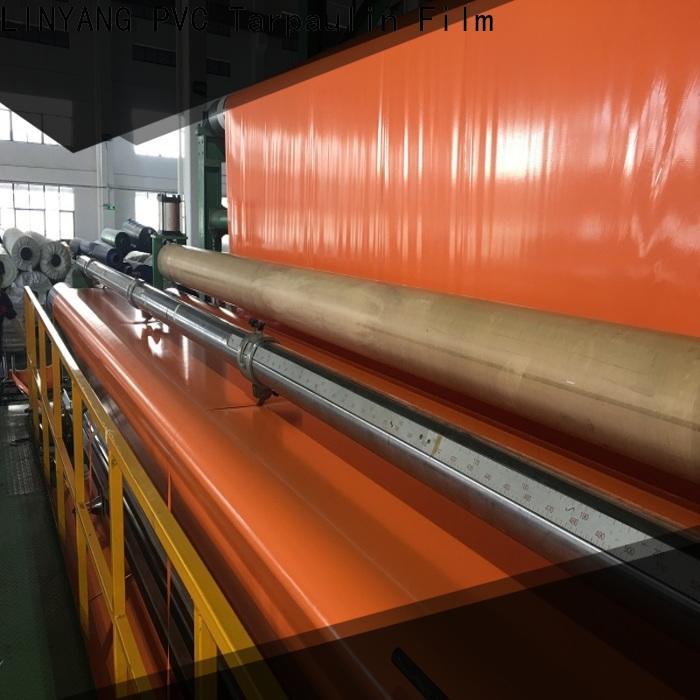 high quality pvc coated tarpaulin manufacturer