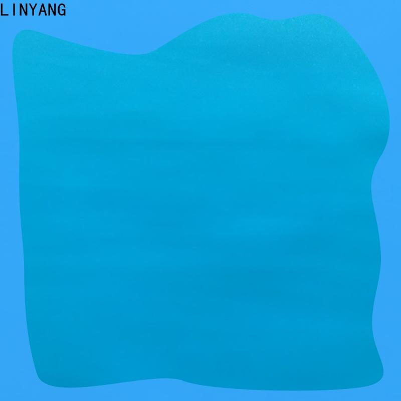 LINYANG custom pvc flim manufacturer