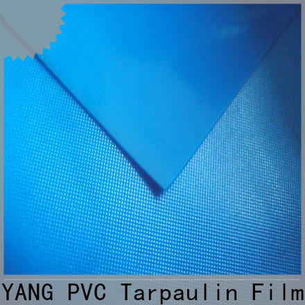 LINYANG rich pvc plastic sheet roll supplier for household