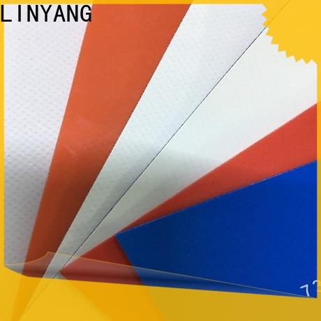 LINYANG waterproof pvc tarpaulin supplier for agriculture tarps