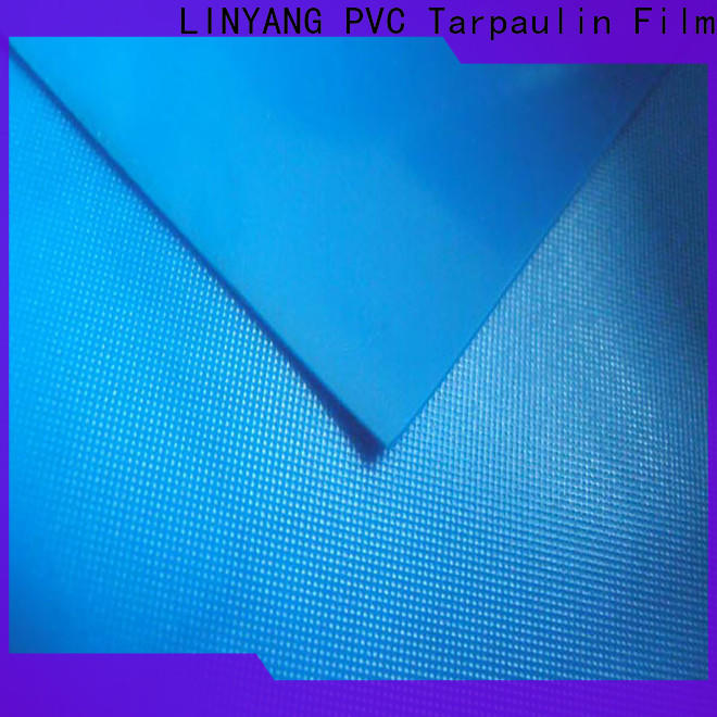 widely used pvc plastic sheet roll variety factory price for raincoat