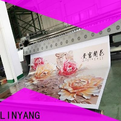 LINYANG pvc banner factory for advertise
