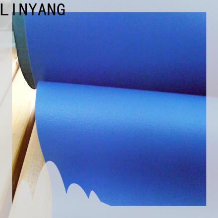 LINYANG rich Decorative PVC Filmfurniture film design for handbags