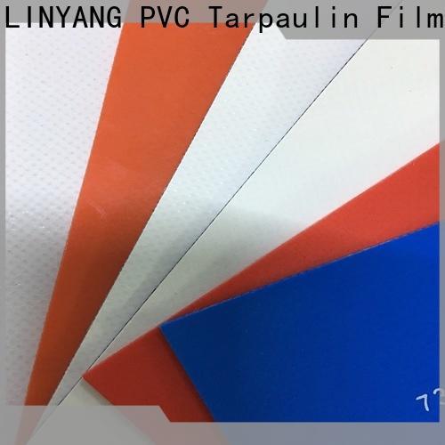 mildew resistant tarpaulin film pvc design for agriculture tarps