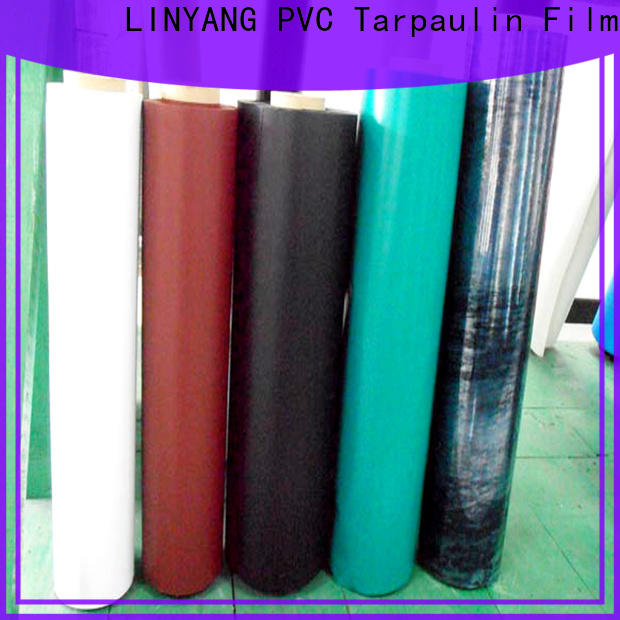 LINYANG good transparency Inflatable Toys PVC Film customized for outdoor