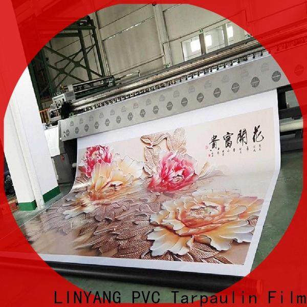 LINYANG custom banners factory for outdoor