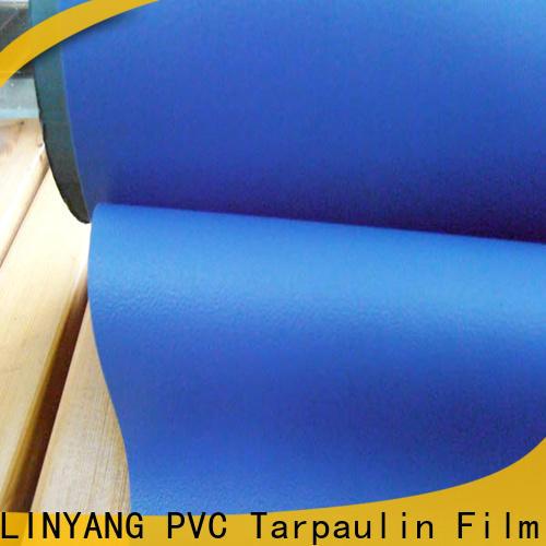 LINYANG antifouling Decorative PVC Filmfurniture film design for furniture