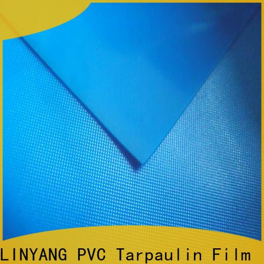anti-UV pvc plastic sheet roll rich series for raincoat