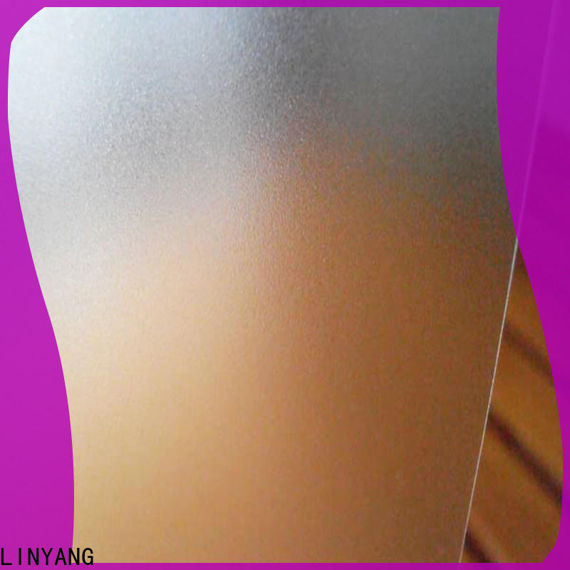 LINYANG waterproof pvc film eco friendly from China for raincoat