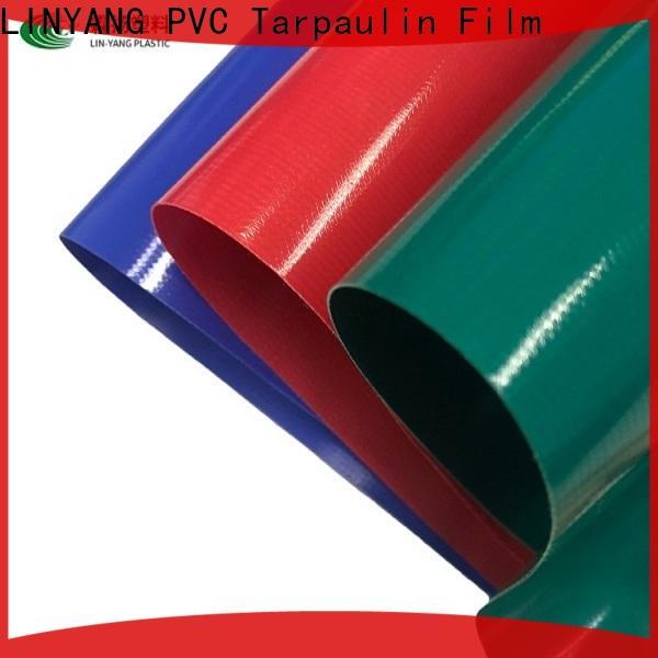 LINYANG durable tarpaulin design for outdoor