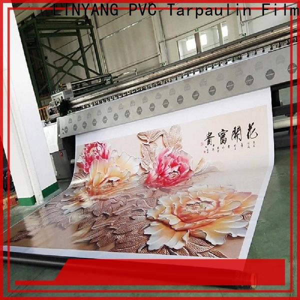 LINYANG new flex banner manufacturer for outdoor