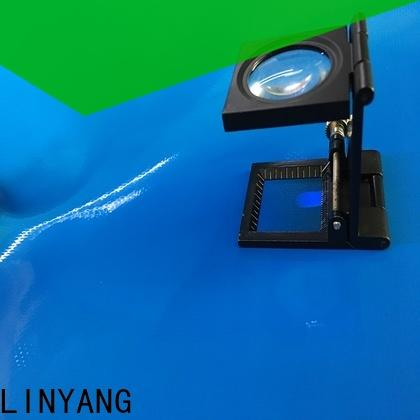 LINYANG high quality swimming pool tarpaulin manufacturer