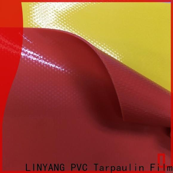 LINYANG new colored tarps factory