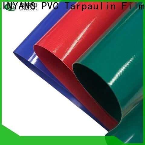 LINYANG waterproof tarpaulin with good price for household