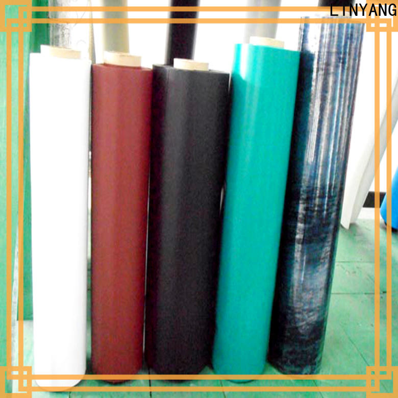 LINYANG finely ground Inflatable Toys PVC Film wholesale for aquatic park