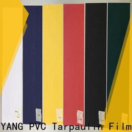 high quality pvc film supplier