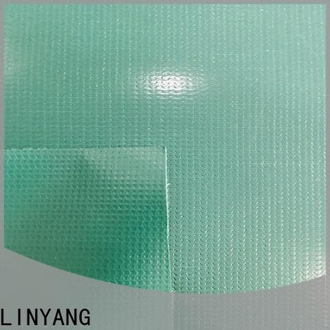 LINYANG waterproof tarp provider