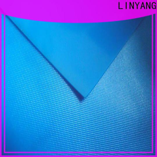 LINYANG film pvc film roll design for household