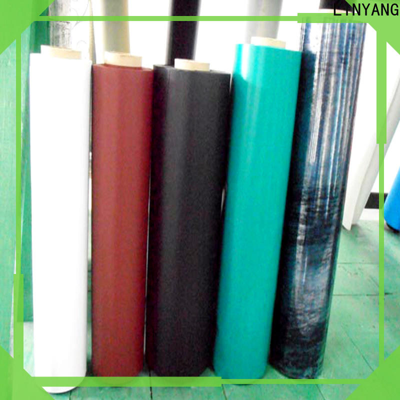LINYANG waterproof inflatable pvc film wholesale for outdoor