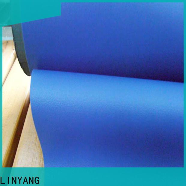 LINYANG standard Decorative PVC Filmfurniture film design for indoor