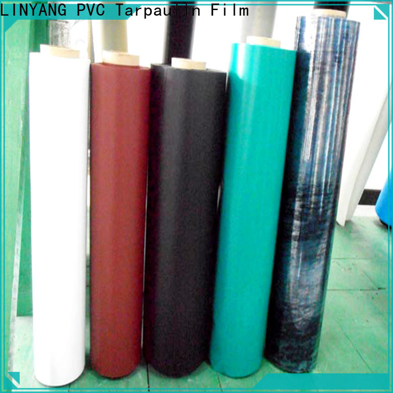 good transparency inflatable pvc film pvc factory for outdoor