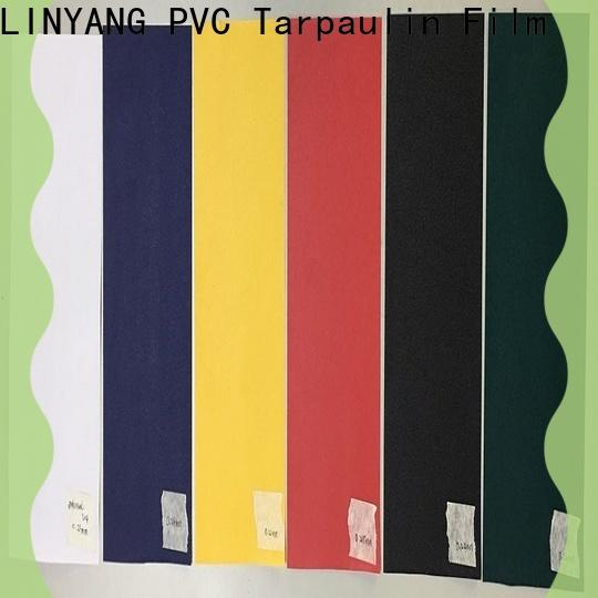 LINYANG best pvc film personalized for outdoor