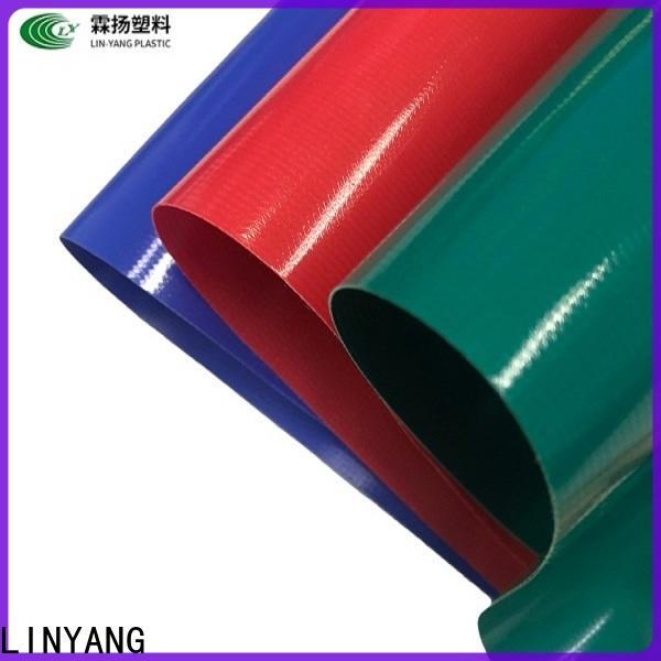 LINYANG tarpaulin sheet from China for household