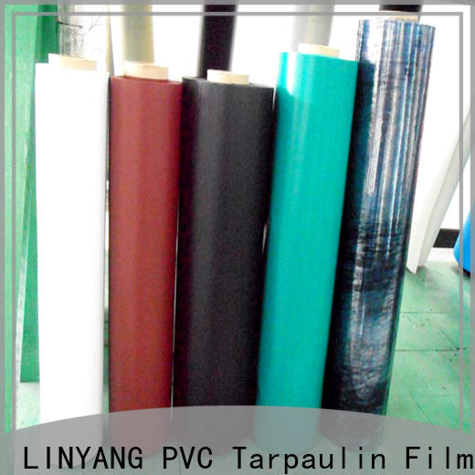 hot selling Inflatable Toys PVC Film weatherability with good price for outdoor