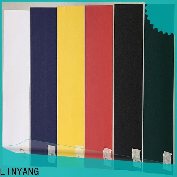 LINYANG waterproof pvc film personalized for indoor