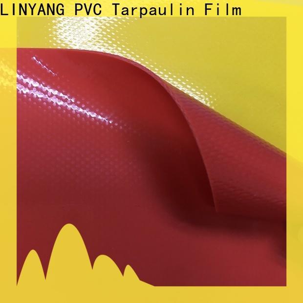 LINYANG colored tarps manufacturer