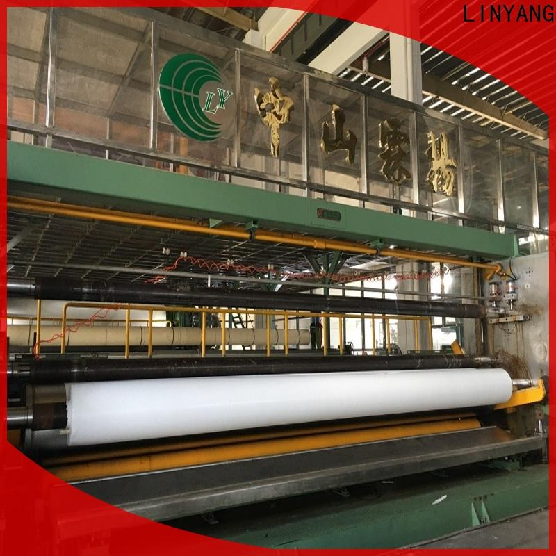 LINYANG pvc stretch ceiling manufacturers manufacturer