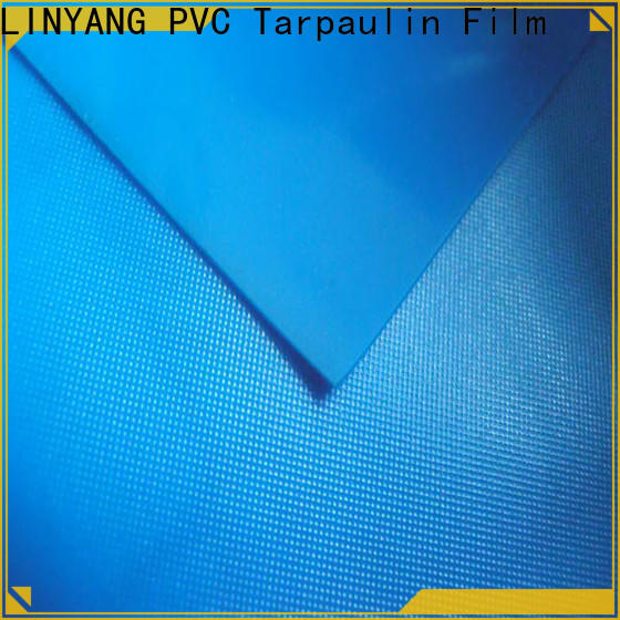 anti-UV pvc film roll weatherability supplier for household
