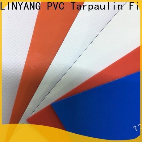 mildew resistant pvc tarpaulin resistant factory price for geotextile