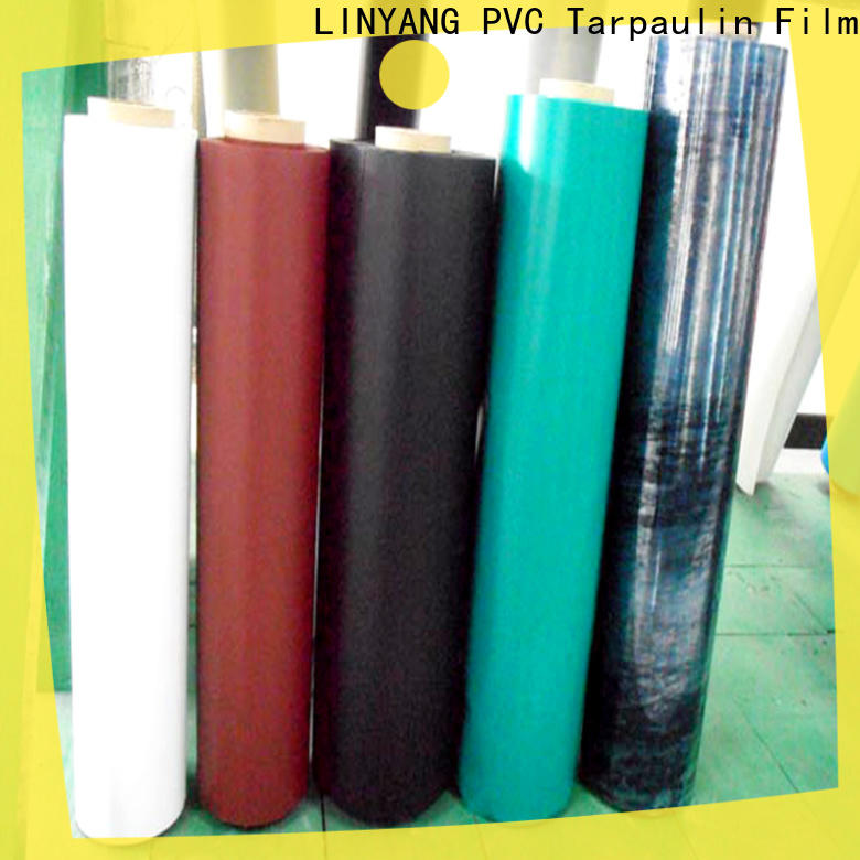 LINYANG waterproof inflatable pvc film with good price for swim ring