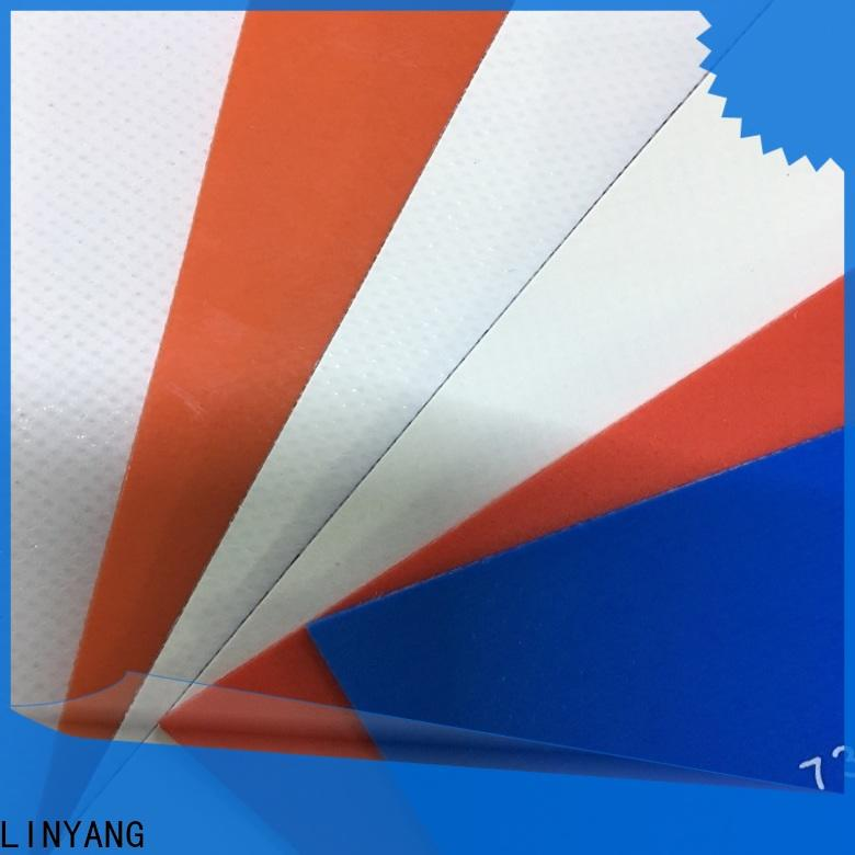 heavy duty PVC Tarpaulin fabric manufacturer for outdoor