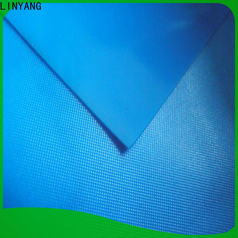 widely used pvc plastic sheet roll normal factory price for raincoat